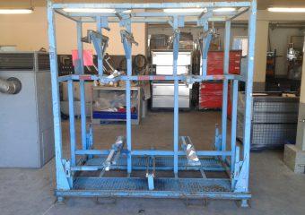 Fuel Tank Crates